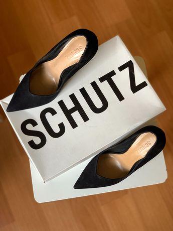 туфли Schutz на шпильке