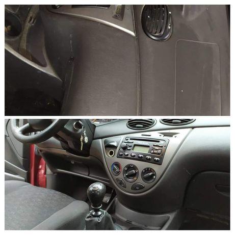 Czyszczenie Tapicerki samochodowej oraz domowej