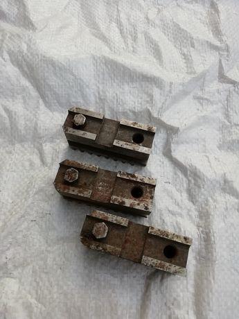 Кулачки рейки на 200 токарный польский патрон станок оснастка токарная