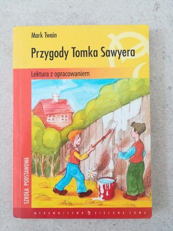 Przygody Tomka Sawyera M. Twain z opracowaniem