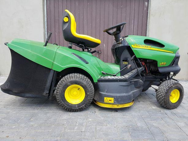 John deere lr135 traktorek kosiarka