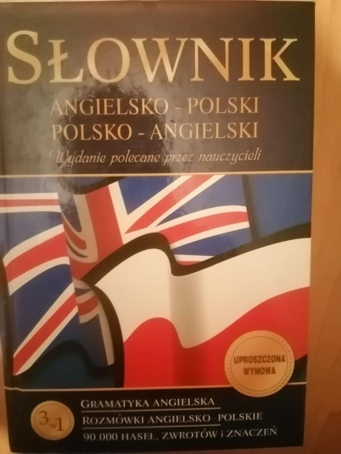 Słownik angielsko polski Głogowo - image 1