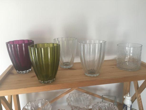 doniczki szklane