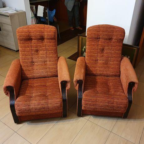Fotele do siedzenia, nie rozkładane
