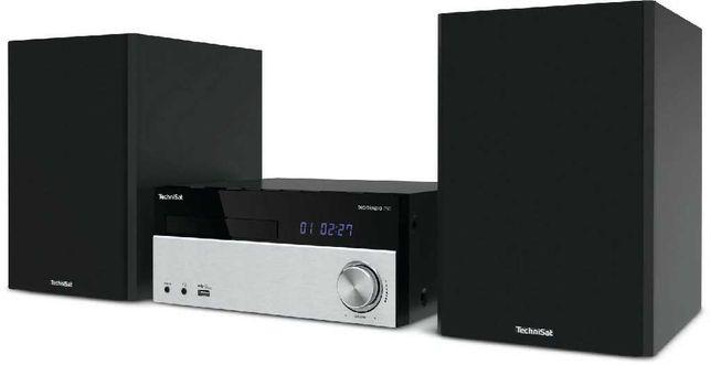 Wieża TechniSat DIGITRADIO 750 2x50W DAB+ MP3 Bluetooth