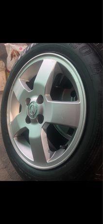 Felgi Opel 15 4x100 195/60/15