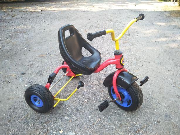 Rower dziecięcy trójkołowy