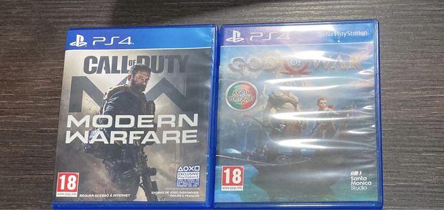 Vendo jogos PS4 ( negociavel)