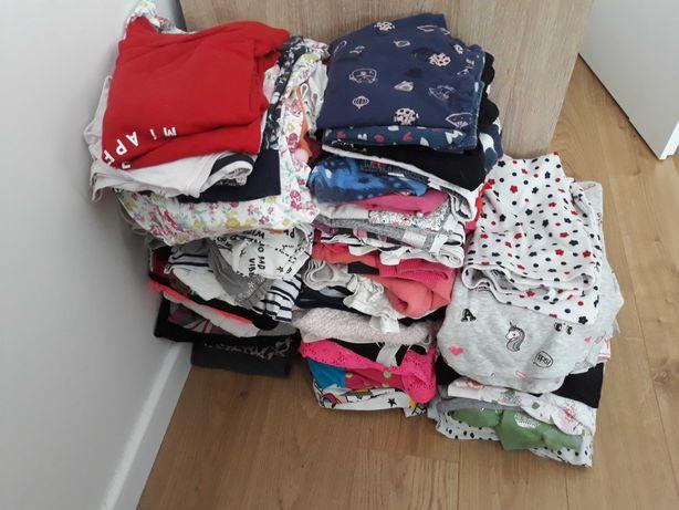 Mega paka ubrań dla dziewczynki 9-10 lat
