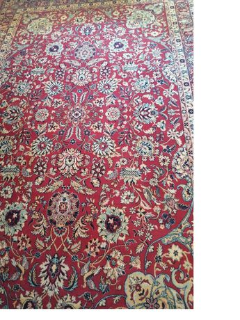 dywan wełniany produkcji  Dywilan