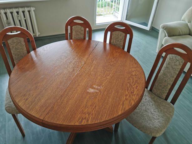Pilnie sprzedam stół i 4 krzesła