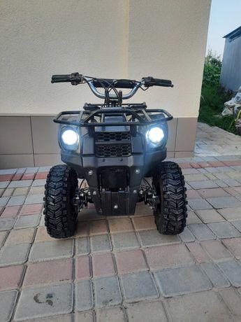 Детский электроквадроцикл hummer J-rider 800W lion 36V