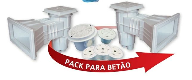 Kit Encastrar Piscina