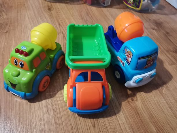 Pojazdy dla chłopca