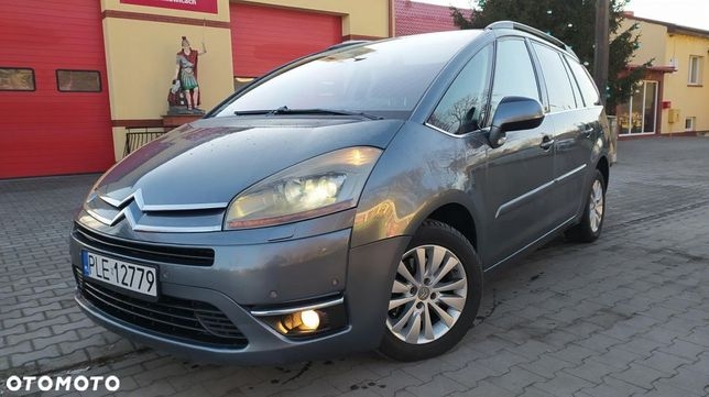 Citroën C4 Grand Picasso 2.0hdi 136km  2007  Exclusive  7osobowy