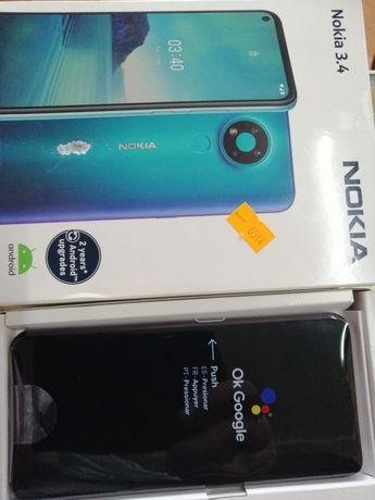 Telefon Nokia 3.4 nowa Faktura