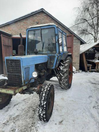 Трактор МТЗ 80 1996г.в