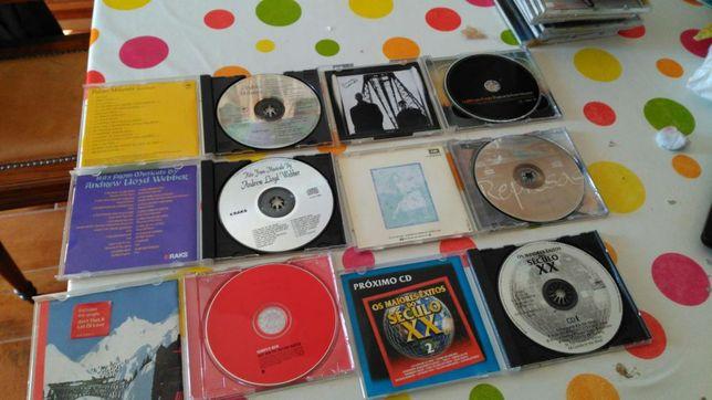 Cds música vários géneros