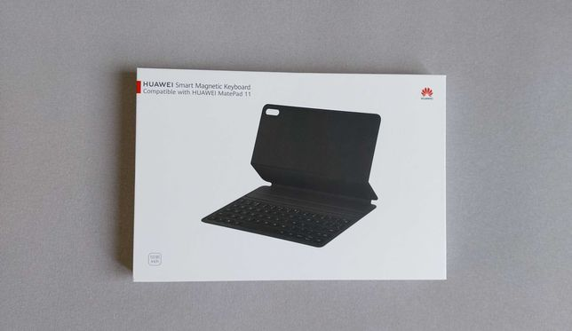 Nowa oryginalna klawiatura etui do Huawei Matepad 11 ZAPLOMBOWANA