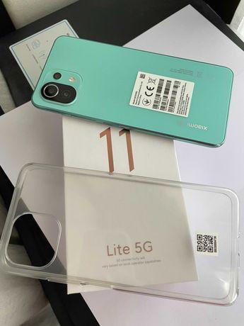 XIAOMI Smartphone Xiaomi Mi 11 lite 5G 8GB, 128GB - Verde