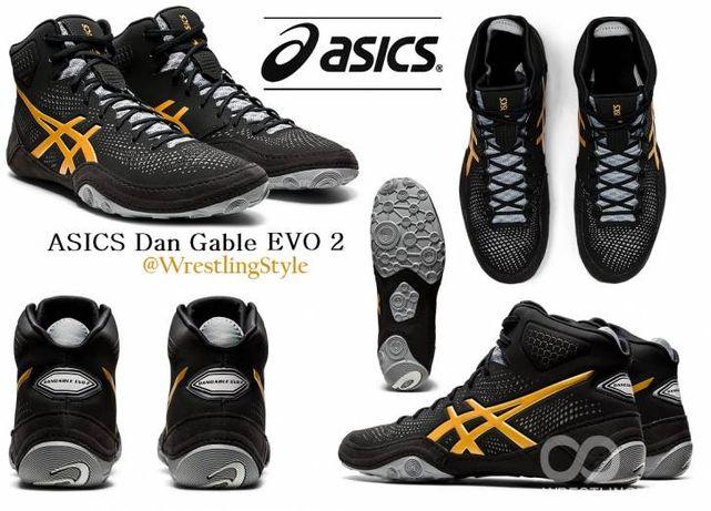 Борцовки, боксерки Asics Dan Gable Evo2 Купить обувь для борьбы, бокса