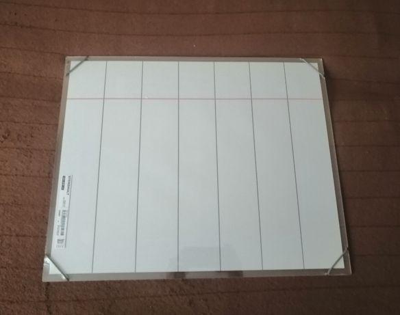 Ikea STENSHULT 42x52 cm, tablica na notatki, do pisania NOWA