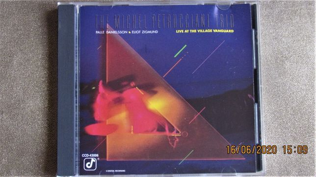Michel Petrucciani Trio - Live at the Village Vanguard ; (CD)