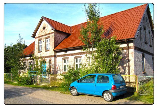 Dom - Pienięznica