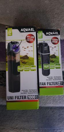 Sprzedam 3 filtry aquael sporadycznie używane