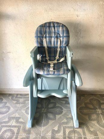 Cadeira de bebé + Mesa (2 em 1)