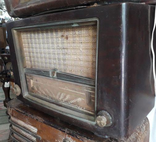 Rádio valvulas