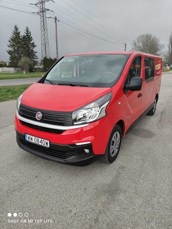 Fiat Talento L2h1 Long 6 osób 145 ECOjet