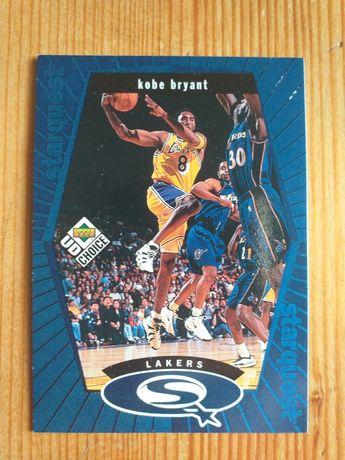 2 rookie cards Cartas Basketball Kobe bryant