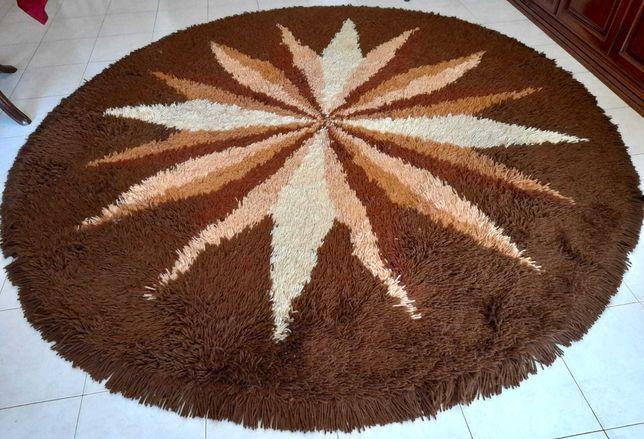 Tapete / carpete em pura lã