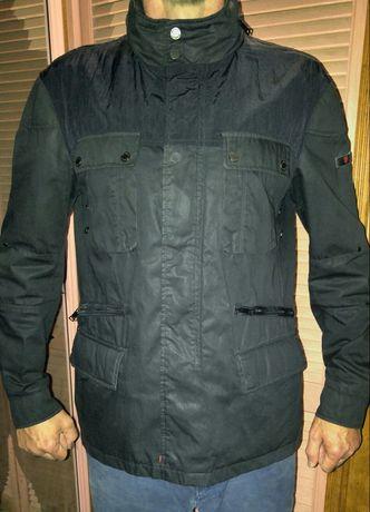 Strellson куртка ветровка дождевик swiss cross Bedford p,50