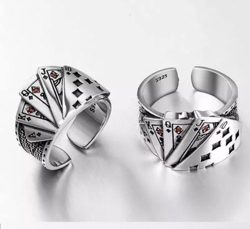 Серебренное кольцо 925 проба