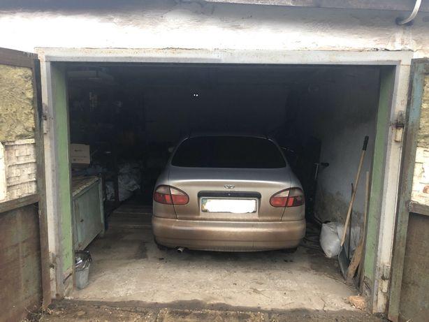 Продам капитальный гараж КРЭС