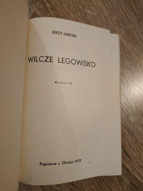 """""""Wilcze legowisko"""" Jerzy Jantar"""