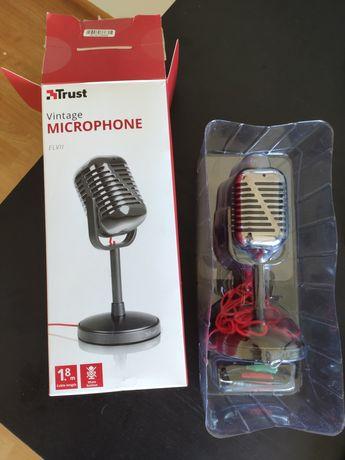 Microfone vintage de qualidade superior