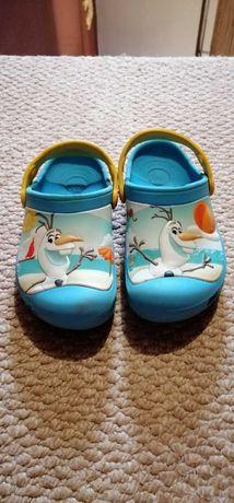 Crocs шлепки для деток