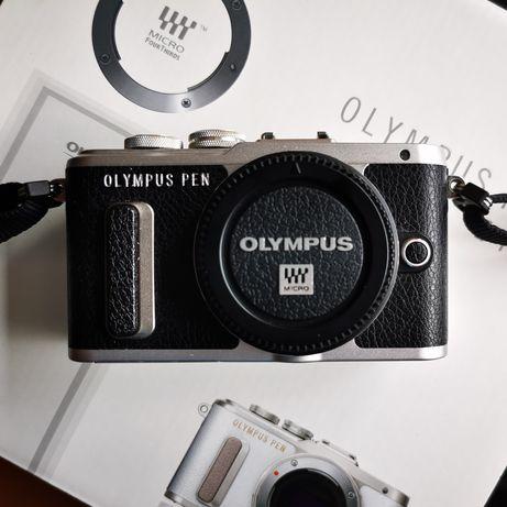 Olympus PEN E-PL8 + 14-42mm EZ + 40-150mm
