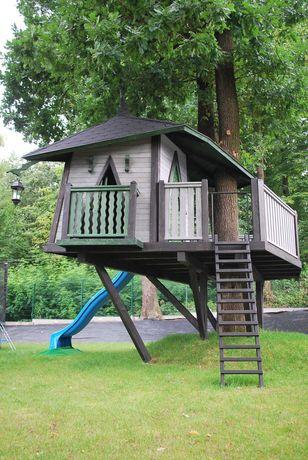 Drewniany Domek na drzewie! domek dla dzieci DND01 !