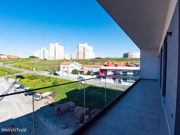 Apartamentos NOVOS T2 na Urb. Jardim dos Poetas