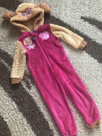 Детская кигуруми, пижама, щенячий патруль - скай