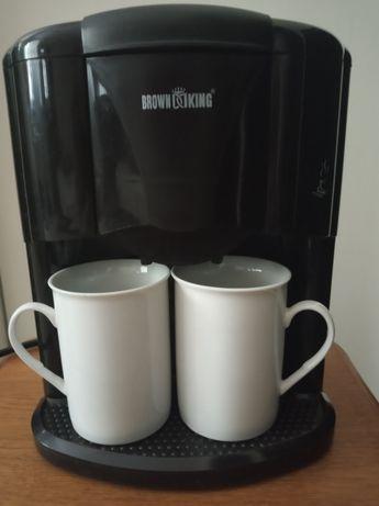 Продам кофеварку brown king br-1146