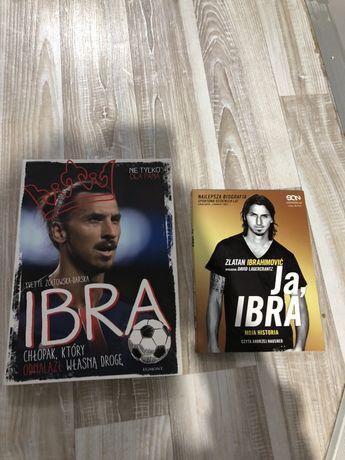 """Książka ,,IBRA chłopak, który odnalazł własną drogę"""""""