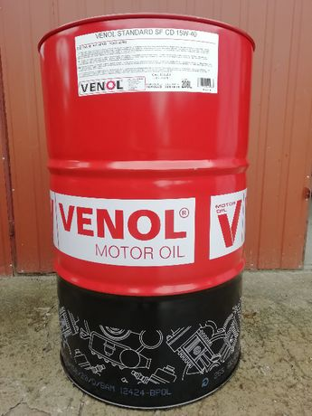 Olej Silnikowy Niemieckiej marki VENOL STANDARD SF CD 15W40