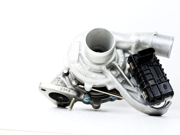 turbina turbosprężarka Fiat Ducato III 2.2 HDi 110KM 130KM 150KM