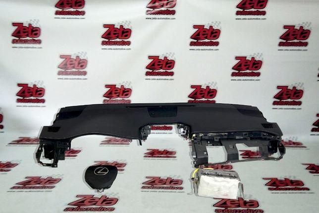 Lexus NX airbags
