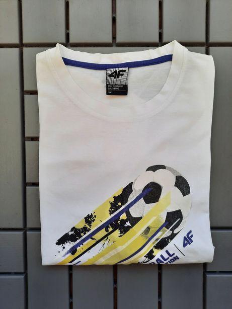 Męski T-shirt 4f